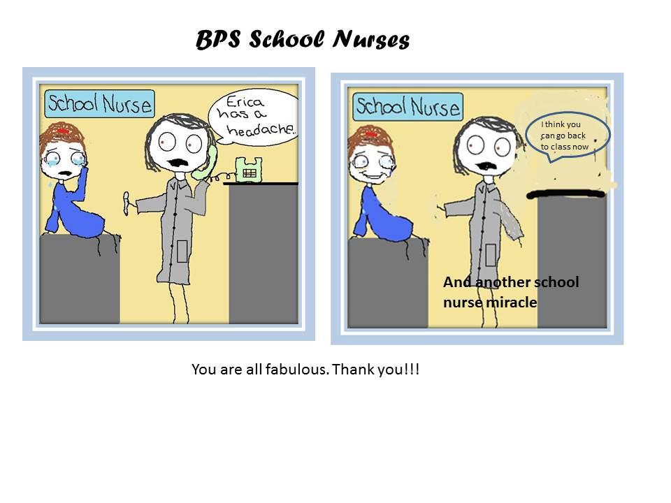 Happy School Nurse Week – Boston Public Schools Health ...